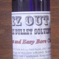 Q.) EZ Out Wax Bullet Solvent - 8oz-0