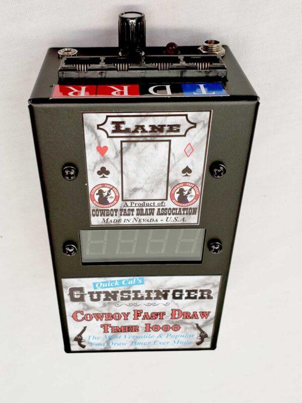 (A) Gunslinger CFDA Timer-0