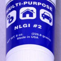 White Lithium Target Grease (8oz)-0