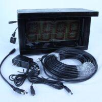 (U1) Gunslinger Timer - Standard Audience Display- ONE LANE PACKAGE-0