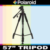 """Polaroid Tripod 57"""""""