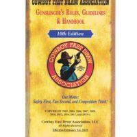Gunslinger's Rules & Handbook - 10th Edition